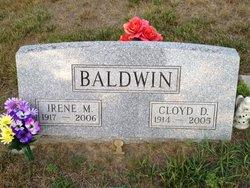Cloyd Dale Baldwin
