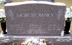 William H. Morozowsky, Sr