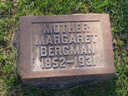 Margaret <i>Johnson</i> Bergman