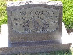 Carl C. Carlson