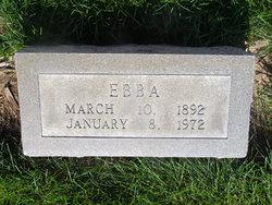 Ebba <i>Bergman</i> Carlson