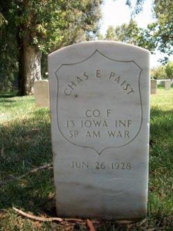 Charles Elwood Paist