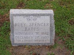 Ruey <i>Spencer</i> Bates