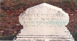 Abigail L <i>Whittaker</i> Beebe