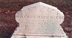 Willard Mack Beebe