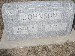 Hazel Viola <i>Skalberg</i> Johnson