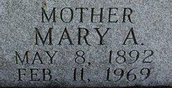 Mary A. <i>Kovach</i> Hancharik