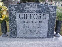 Roland Archibald Bud Gifford
