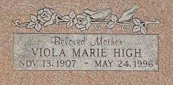 Viola Marie <i>Crippen</i> High
