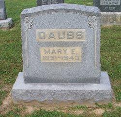 Mary Elizabeth <i>Wyatt</i> Daubs
