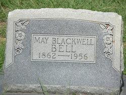 May May <i>Blackwell</i> Bell