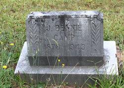 James Benjamin Bennie Camp