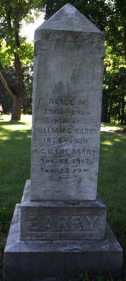 William Gustaf Barry