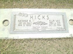 George R Hicks