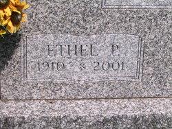 Ethel Pauline <i>Luce</i> Burks