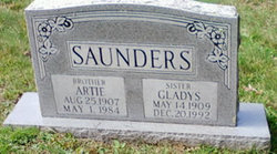 Artie A. Saunders