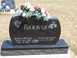 James Wayne Barnes