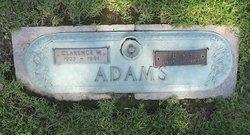 Clarence Willard Adams