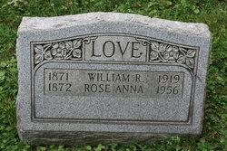 Rose Anna <i>McKennan</i> Love