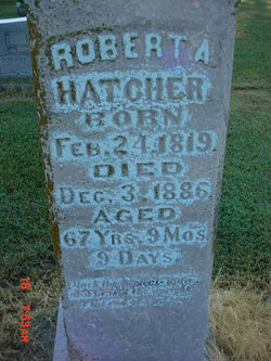 Robert Anthony Hatcher