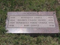 Dolores <i>Valdez</i> Chavez