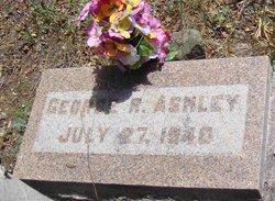 George R Ashley