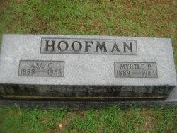 Myrtle <i>Porter</i> Hoofman