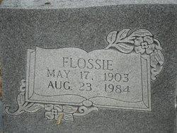 Flossie <i>Shirley</i> Amos