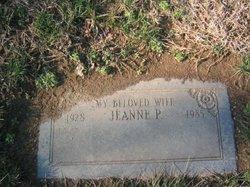 Jeanne P.