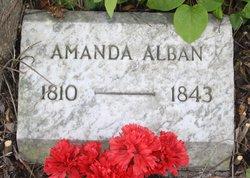 Amanda Alban