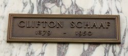 Clifton Schaaf