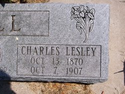 Charles Lesley Hill
