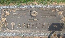 Mary Elizabeth <i>Main</i> Abrecht