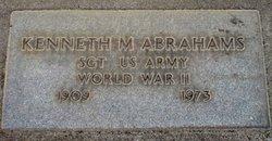 Kenneth M. Abrahams