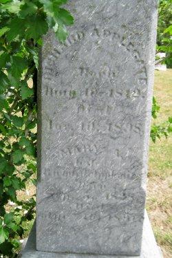 Mary Ann <i>Dunham</i> Applegate