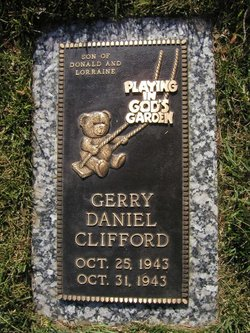 Gerry Daniel Clifford