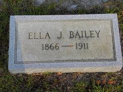 Ella <i>James</i> Bailey