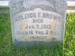 Arleigh E. Brown