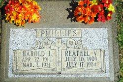 Reathel Violeta <i>Collins</i> Phillips