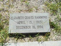 Elizabeth <i>Graves</i> Hammond