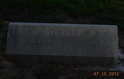 Luther Edward Ball