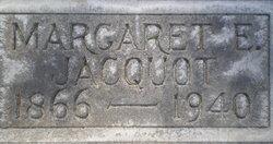 Margaret Evaline Eva <i>Seevers</i> Covey Jacquot
