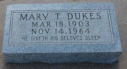Mary Tina <i>Francis</i> Dukes Reynolds