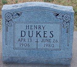 Henry Dukes