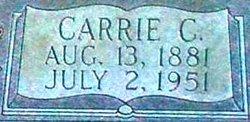 Carrie <i>Cave</i> Baughman