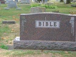 Ellen Irene <i>Hosfelt</i> Bible