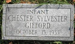 Infant Sylvester Gifford