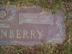 Blanche <i>Meese</i> Hockenberry