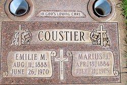 Emilie M. Coustier