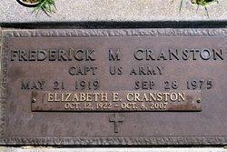 Frederick M. Cranston